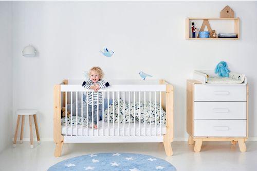 """Das neue Kindermoebel Programm """"Näst"""" von Flexa - sind auch Flexabetten"""