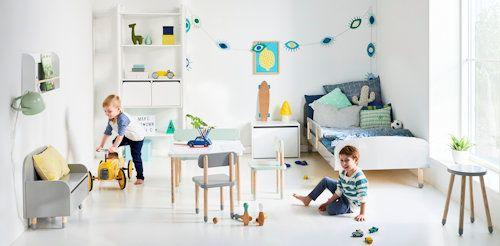 Durchgängiges Design über alle Flexa Möbel Programme hinweg