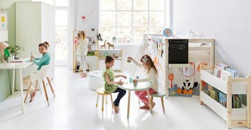 Flexa Möbel sind multikompatibel - Alles passt perfekt zusammen