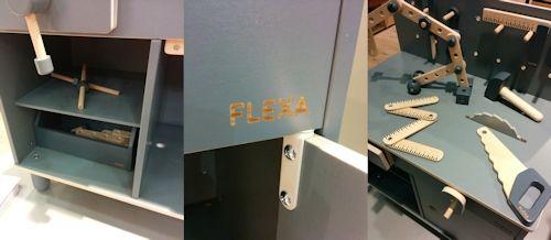 Flexa Werkbank - Spielzeuge in bekannter Flexa Qualität