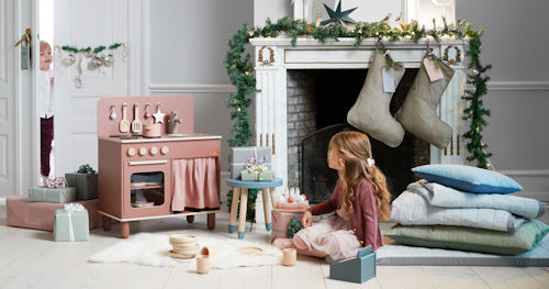 Flexa Weihnachten Kamin Geschenke