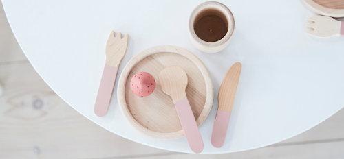 Flexa Popsicle Geschirr Besteck
