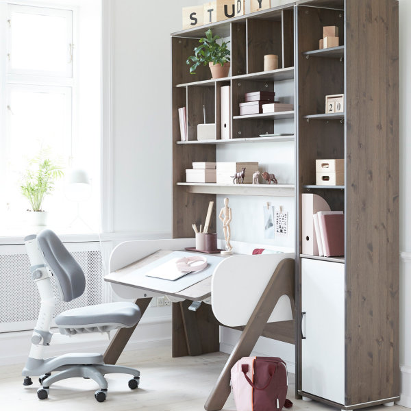 Flexa Classic Schreibtisch-/Regalwand