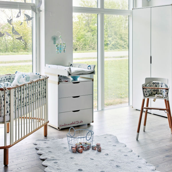 Flexa Baby Gitterbetten und Wickelkommoden