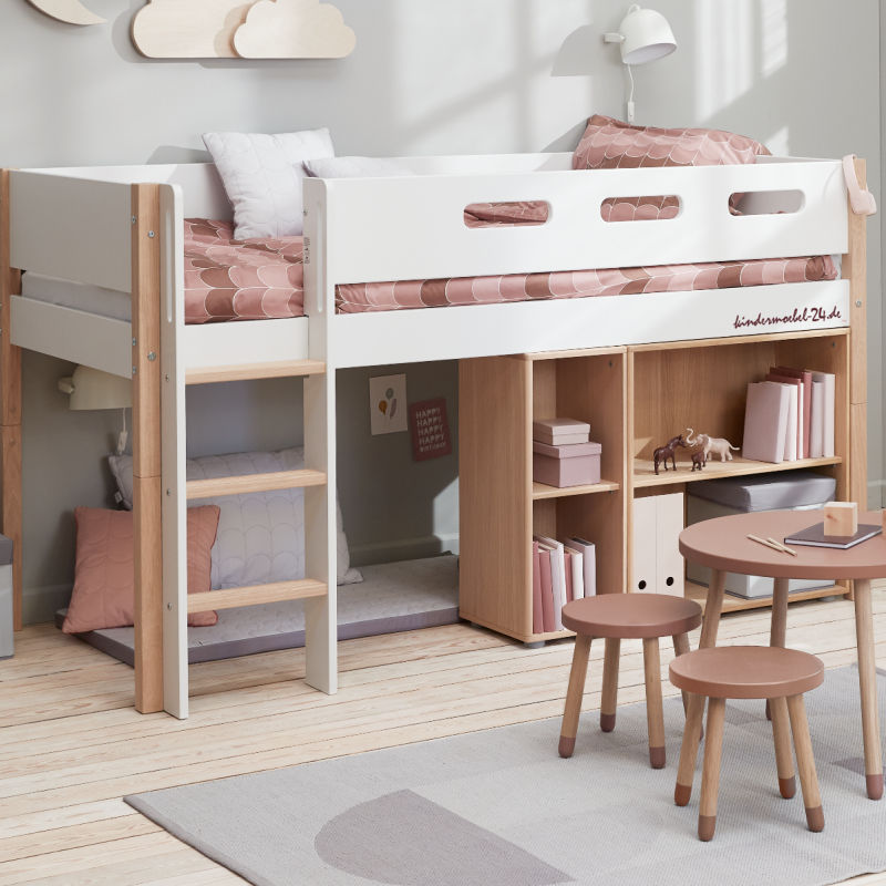 Flexa Nor Spielbett-Variationen